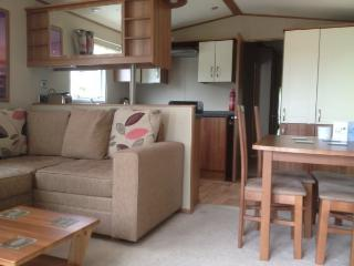 Combe Haven prestige 3 bedroom caravan, Hastings