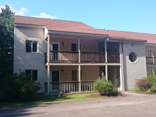 Condo on the Saco River in the White Mountains, Conway