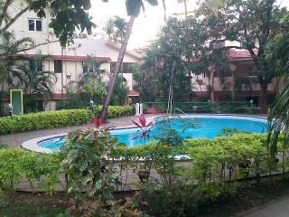 Saurav's 1Bedroom Villa - With Kitchen, Free WiFi, Vagator