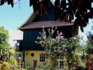 maison du vieil homme, Chiang Mai