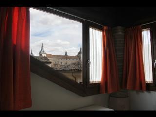 Duplex con dos dormitorios centrico restaurado, Toledo