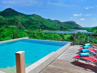 Villa Harry at Saline, St Barth - Private Pool, Scenic Views, Walk to Beach, Gouverneur
