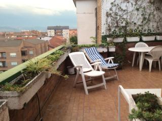Ático en el centro de Logroño con garaje
