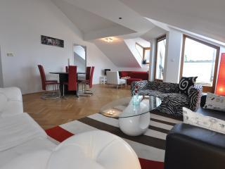 City-Loft Vienna / 2 Schlafzimmer / 1 Kinderzimmer