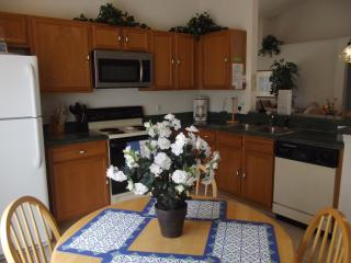 Full Functioning kitchen with table and seating for 4