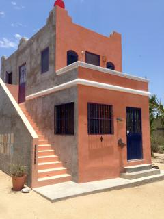Casa Solariega, 2 suites with private entrances.