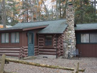 Spacious Log Cabin - Sleeping Bear Dunes