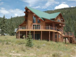 Luxury mountain home close to Breckenridge, Alma