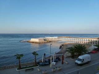 Large apartment on sea-front in Civitavecchia