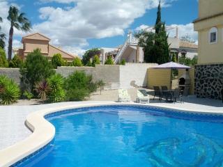 Camposol B 3 Bed Villa, Huge Pool, Wi-Fi & Air Con, Région de Murcie