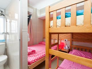 3 Studio Rooms at Prince Edward, Hong Kong