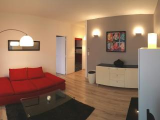T2 55m² équipé, climatisé + Parking gratuit, Bastia