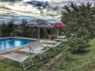 5 BDR Villa, Pool, Wifi, AC in Siena Countryside