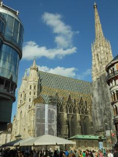 St. Stephens Cathedral - walking distance from the apartment