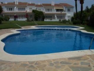 3bed/2bath garden apartment Las Gardineas, Estepona
