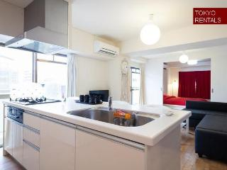 7. Modern, Central and Spacious 2 bedroom, Minato