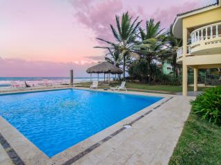 Oceanfront with Million Dollar Views - 6 Bedroom- sleeps 13, Cabarete