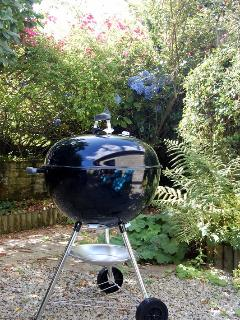 Make the most of your private outdoor space with a BBQ, we provide everything you need to burn!