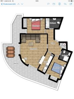 ground plan of our casa