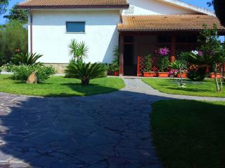 Casa vacanze Sardegna da  ANNA , immersa nel verde