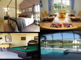 We have multiple homes-From3to6BR -GameRM,Luxury,WiFi,BBQ,Pets,Disney-General Ad