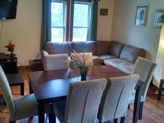 3-bedroom 2-bath Apartment in Downtown Lake Placid