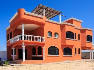 Beach house in Todos Santos Baja Sur Mexico