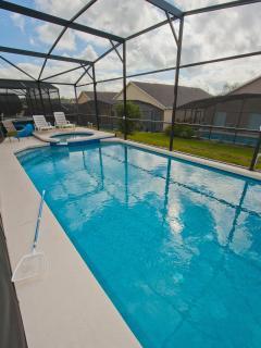 4BR 3.5 BATH South Facing Pool Near Disney
