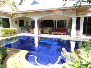 Villa 3 chambres + piscine Jomtien Park Villas, Pattaya