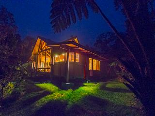 Kipuka Cottage, Volcán
