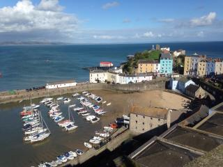 Penthouse Flat Tenby Breathtaking Sea Views