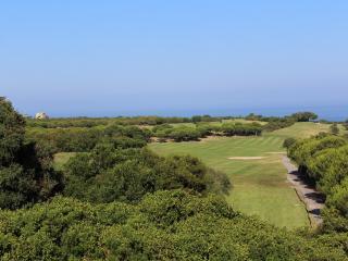 Superbe appart 2ch vue golf/mer/piscine, San Roque