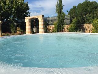 Mini piscina idromassaggio privata con cromoterapia