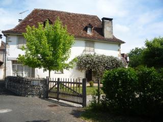 Gate and house from the lane