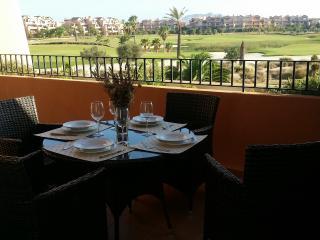 Alquiler de apartamento Mar Menor Golf Res