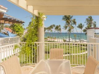 Playa Turquesa J401 - BeachFront,  Inquire About Discount Promo Code, Punta Cana