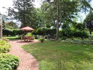 Backyard - 17 Palmer Drive Chatham Cape Cod New England Vacation Rentals