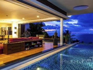 Stunning Sea View Penthouse w/ Private Pool, Kata Beach
