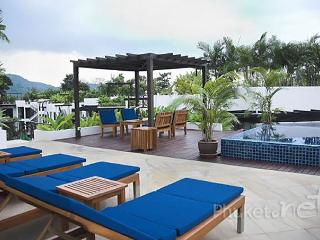 2-Bed Penthouse w/ Private Pool Roof Terrace, Kata Beach