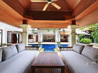Spacious 4-Bed Balinese Villa in Bangtao, Chalong