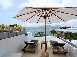 Modern Sea View Villa in Patong