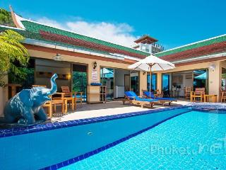 Thai Style 4-Bed Pool Villa in Kata, Kata Beach