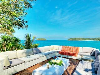 Impressive Sea View Villa in Kata, Kata Beach