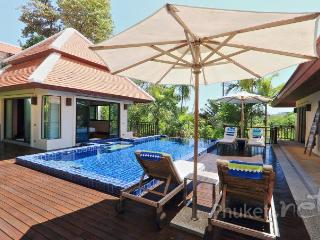 Thai-Bali 3-Bed Pool Villa in Nai Harn