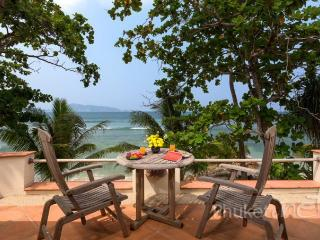 Oceanfront 4-Bed Villa in Kalim, Patong