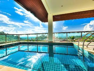 5 BDR Lux Ocean view Pool Villa V5, Chalong