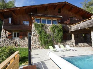 LE GRAND CHALET SERRE CHEVALIER - 420 m2 - PISCINE, La Salle les Alpes