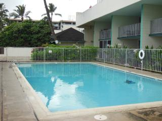 Oceanfront Apartment 707 in Punaluu Oahu Hawaii