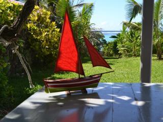Villa Blanche / 3 Bedrooms / sea view, Pointe d'Esny
