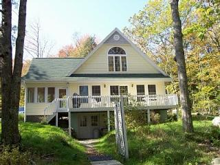 Waterfront Post and Beam like  Lakefront 3 Bedrooms, 2 Baths Cottage